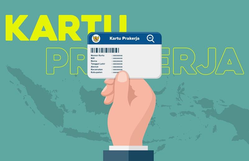 Insentif Kartu Pra Kerja Kembali Cair, Simak Cara Daftarnya!